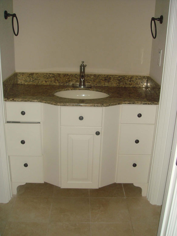 Residential bathroom qconcept inc dallas fort worth for Residential bathroom remodeling