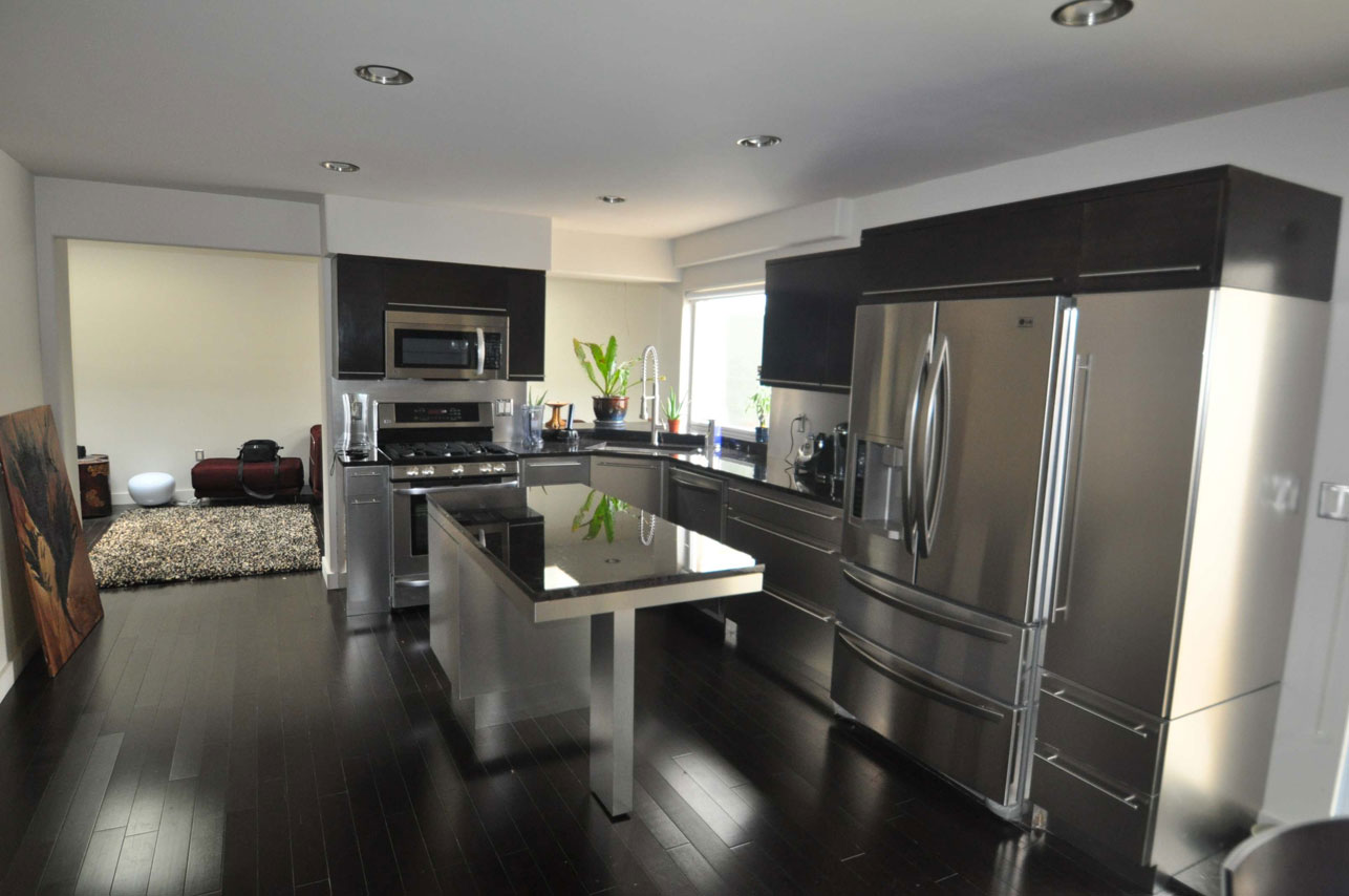 Residential Kitchen : QConcept Inc : Dallas - Fort Worth, Texas : Custom Woodworking : Office ...